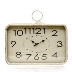 Rechthoekige vintage klok
