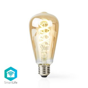 Wi-Fi Warm tot Koel Wit LED Filamentlamp