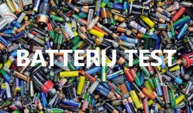 Batterijtest. welke batterijen zijn goed voor je radarklok en windlicht?