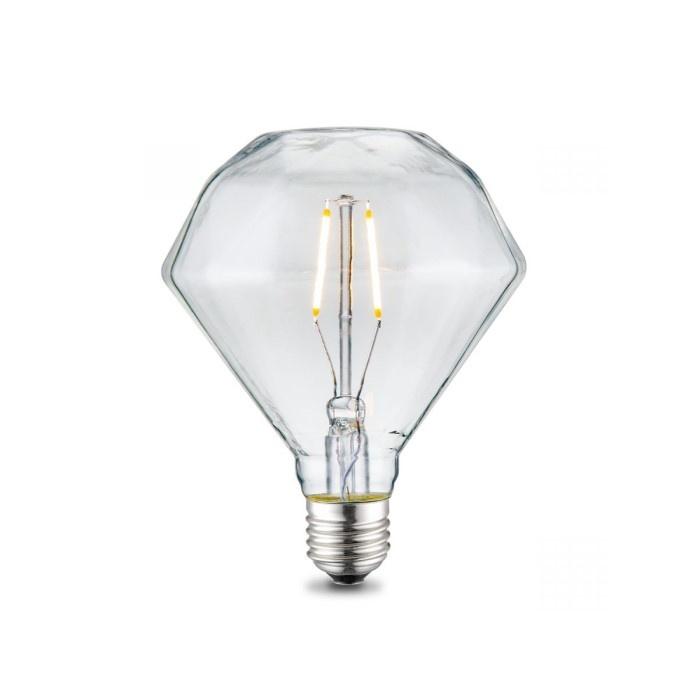 Gratis bij Rimisa led lamp Diamond 2 watt