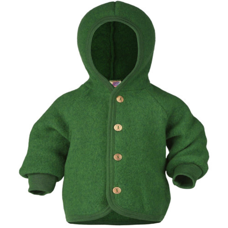 Fleece Jasje Baby.Engel Natur Wollen Jasje Baby Wolfleece Groen Natur El