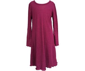 promo code 5cc40 adea2 Engel Engel Natur - pyjama nachthemd wol zijde schulprand * Orchidee *