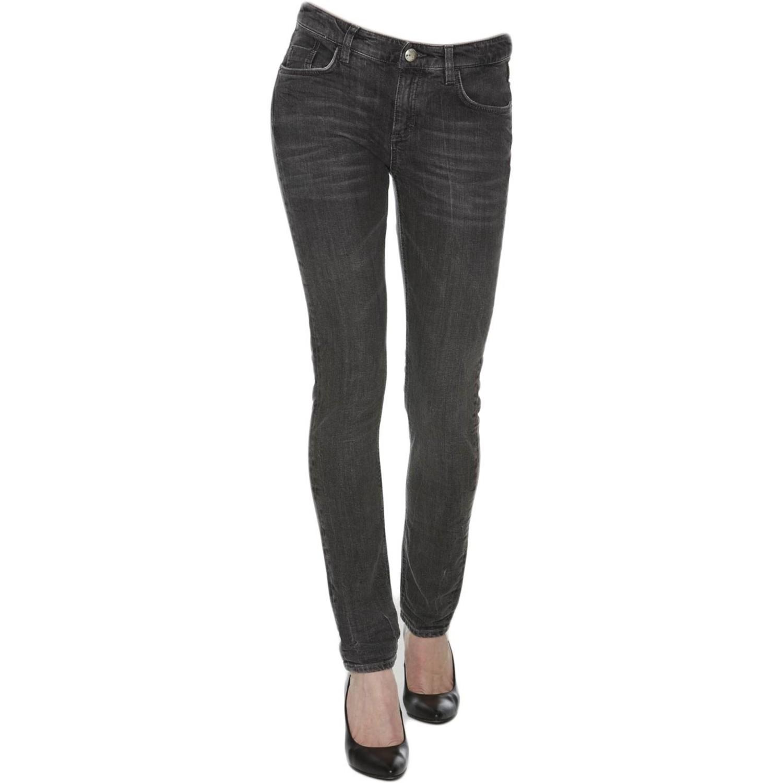 Duurzame spijkerbroek jeans biologisch katoen *Amber black