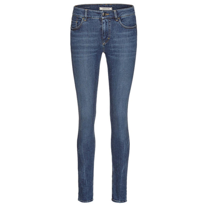 Duurzame spijkerbroek jeans biologisch katoen * Amber blue