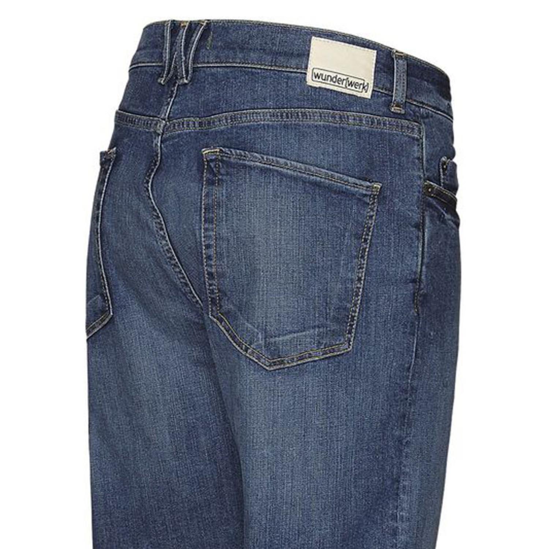 Wunderwerk Duurzame spijkerbroek jeans biologisch katoen * Phil denim black 420*
