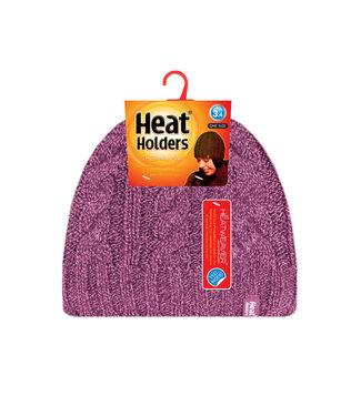 Heat Holders Heat Holders Women's Cable Hat