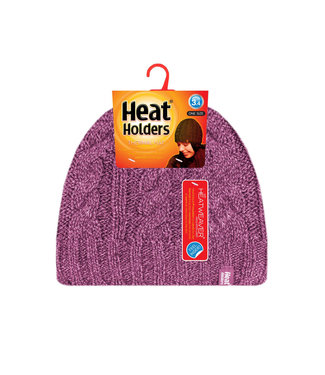 Heat Holders HeatHolders Women's Cable Hat