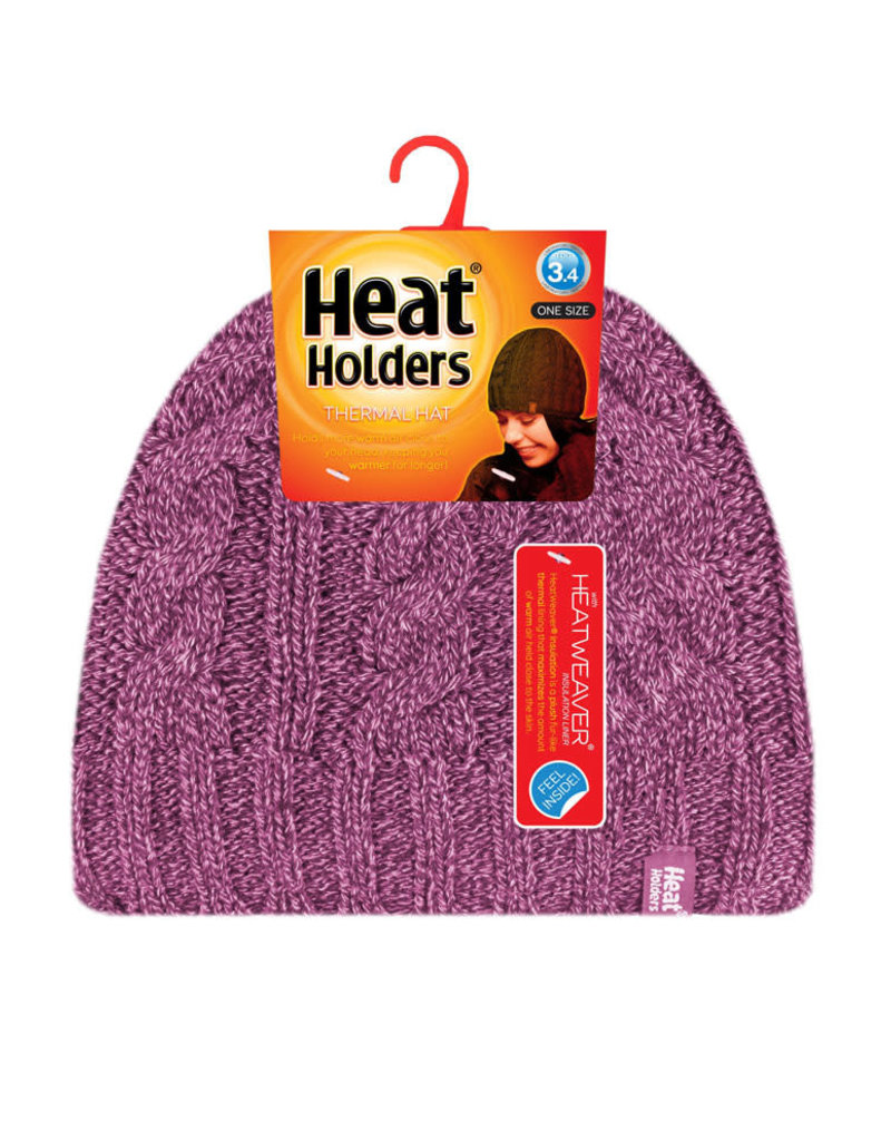 Heat Holders Women's Cable Hat