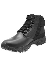 "Altai SuperFabic 6"" Boot (Leather),Side Zip"