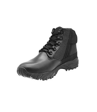 "Altai Altai SuperFabic 6"" Boot (Leather),Side Zip"