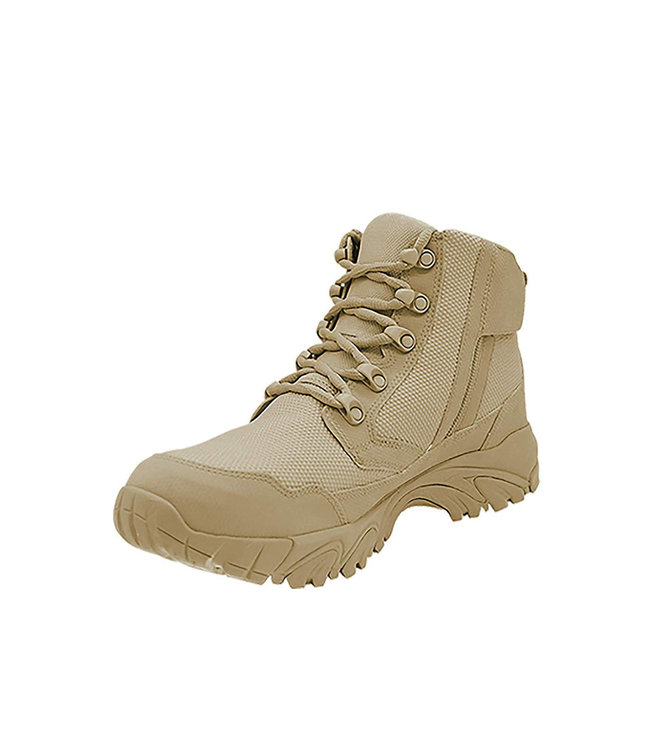 "Altai SuperFabic 6"" Boot (Fabric),Side Zip"