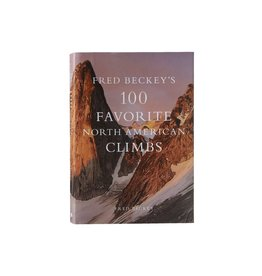 Patagonia Patagonia Book, 100 Favorite NA Climbs