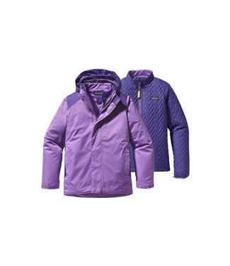 Patagonia Patagonia Girls' 3-IN-1 Jacket