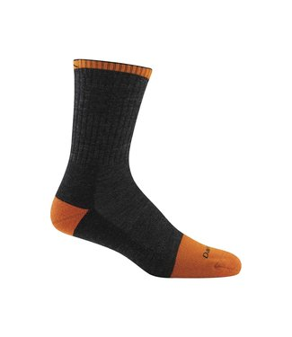 Darn Tough Darn Tough Steely Micro Crew Socks With Full Cushion Toe Box