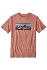 Patagonia Patagonia Men's P-6 Logo Organic T-Shirt