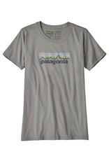 Patagonia Patagonia Women's Pastel P-6 Logo Cotton Crew T-Shirt