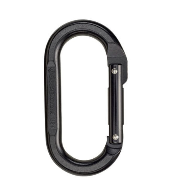 Black Diamond Black Diamond Oval Keylock Carabiner