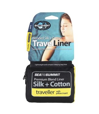 Sea To Summit Sea To Summit Silk/Cotton Liner Traveller