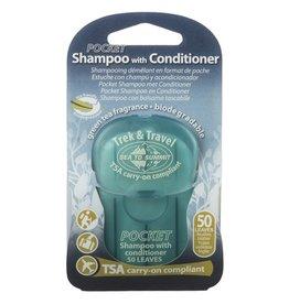 Sea To Summit Sea To Summit Trek & Travel - Pocket Conitioning Shampoo