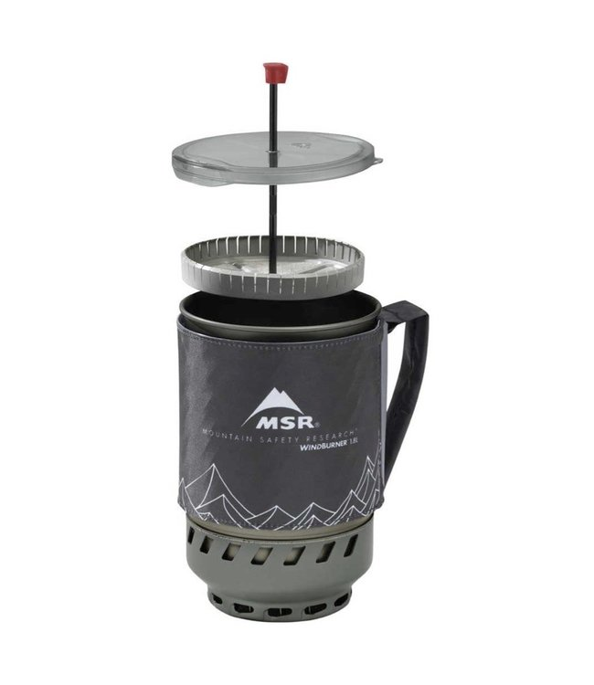 MSR MSR Coffee Press, WindBurner