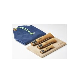 Opinel Outdoor Cooking Set (France)