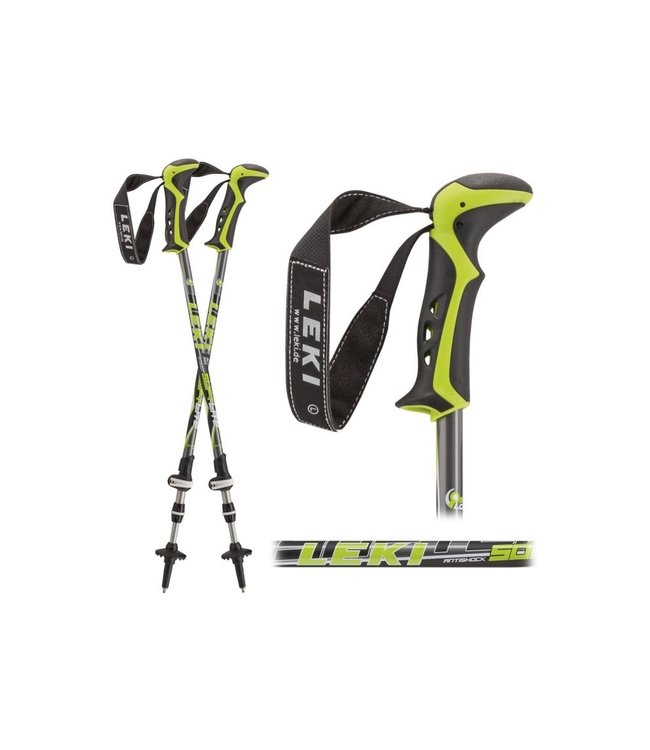 Leki Softlite - AS, Speed-Lock  - (per pr)