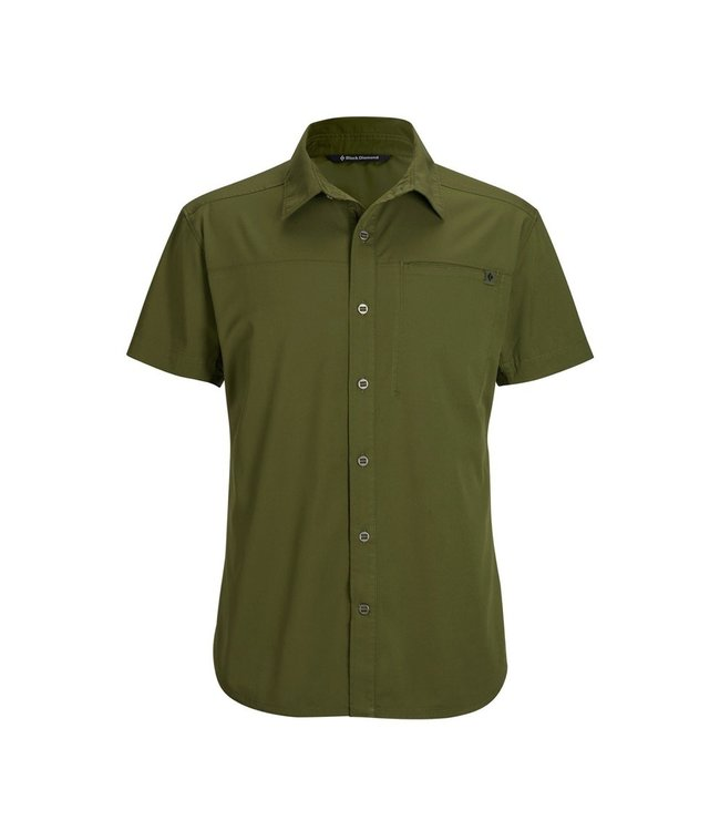 Black Diamond Black Diamond Men's Stretch Operator Short Sleeve Shirt