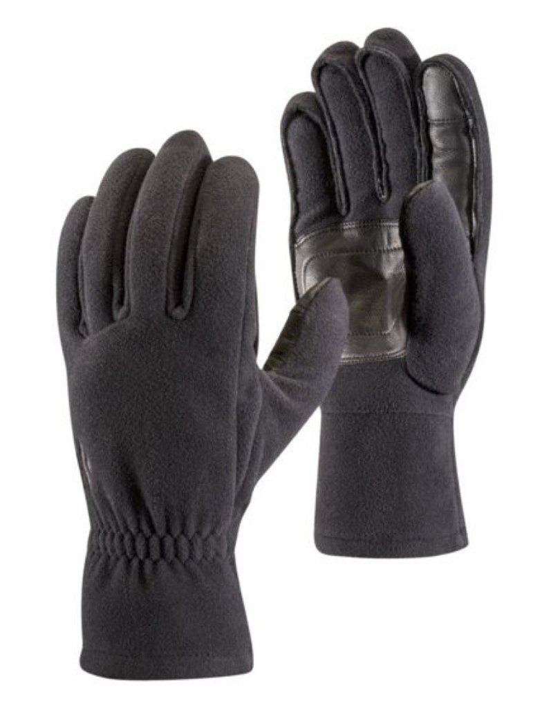 Black Diamond Midweight Windbloc Fleece Gloves