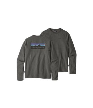 Patagonia Patagonia Men's P-6 Logo Light Weight Crew Sweatshirt