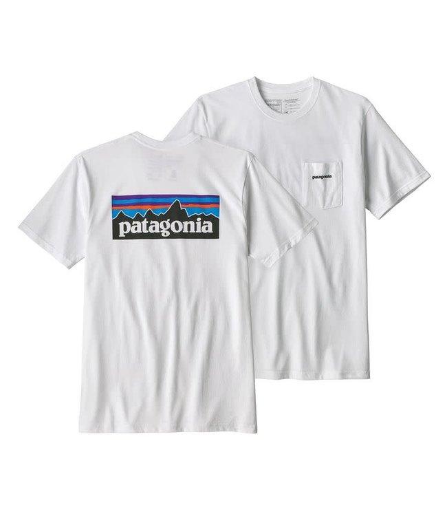 Patagonia Patagonia Men's P-6 Logo Pocket Responsibili-Tee