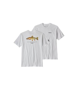 Patagonia Patagonia Men's Greenback Cutthroat World Trout Responsibili-Tee