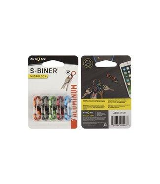 Nite Ize Nite Ize MicroLock S-Biner