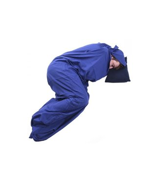 Trekmates Trekmates Polester/Cotton Mummy Sleeping Bag Liner