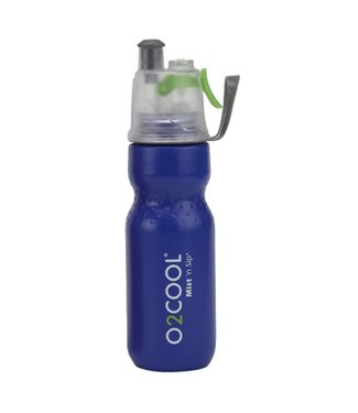 O2Cool Arctic Squeeze Single Wall Mist 'N Sip