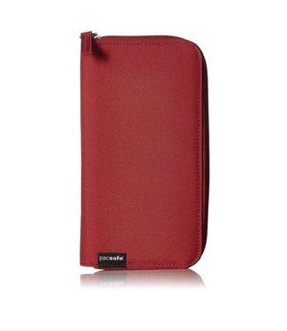 Pacsafe Pacsafe RFIDsafe Lx250 Zippered Travel Wallet