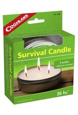 Coghlan's 36 Hours Survival Candle