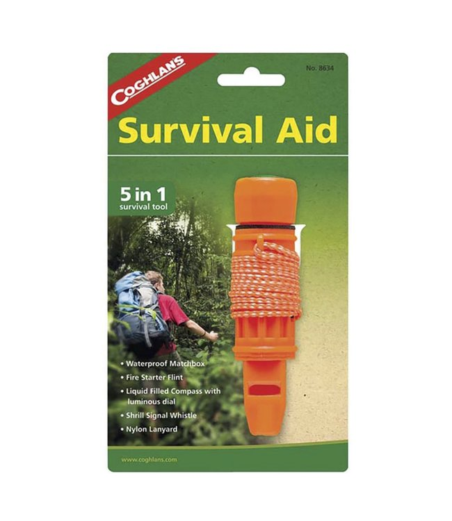 Coghlan's Coghlan's 5-in-1 Survival Aid