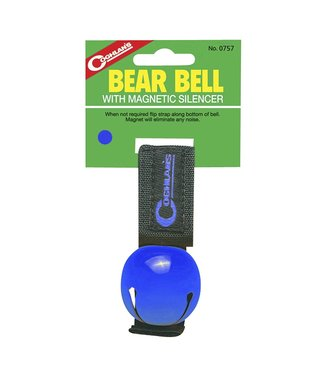 Coghlan's Coghlan's Bear Bell with Magnetic Silencer
