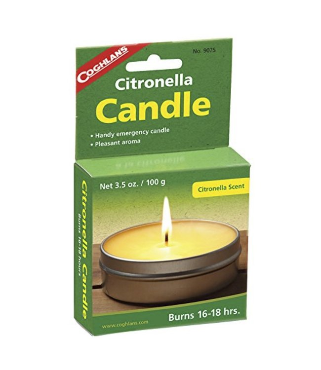 Coghlan's Coghlan's Citronella Candle (16/18 hrs)