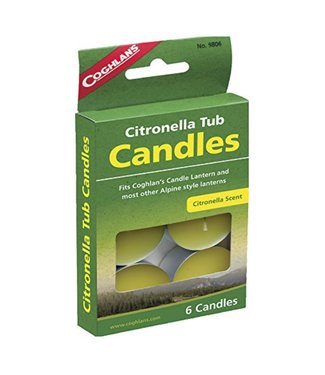 Coghlan's Coghlan's Citronella Tub Candles