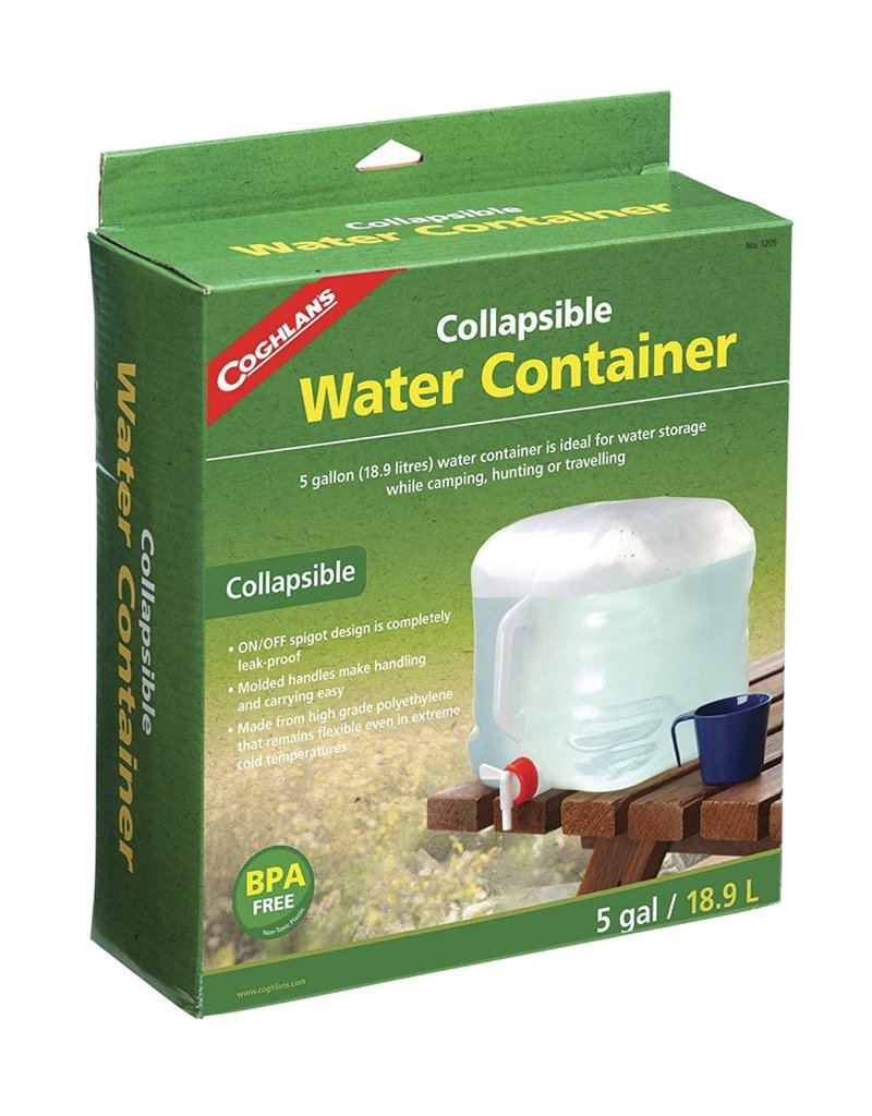 Coghlan's Colapsible Water Carrier