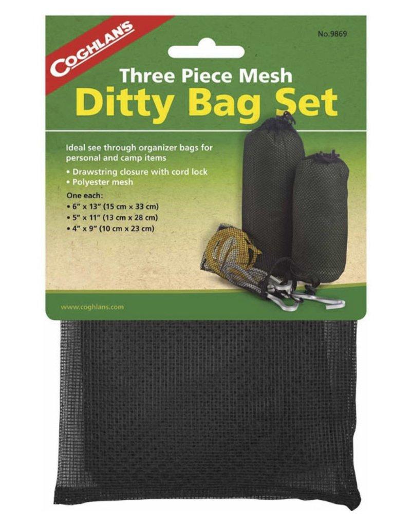 "Coghlan's Ditty Bag Set (6"" x13"", 5"" x11"", 4"" x9"")"