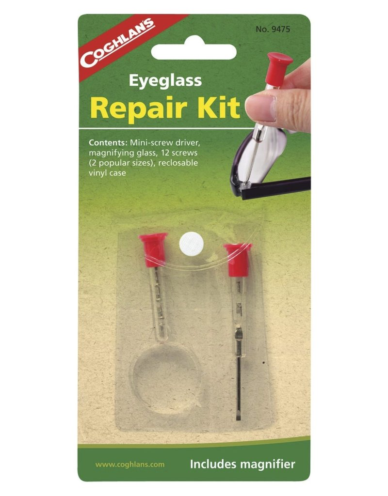 Coghlan's Eyeglass Repair Kit