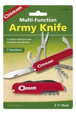 Coghlan's M/F Army Knife - 7 Function