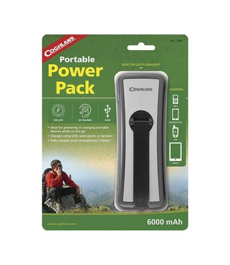 Coghlan's Coghlan's Power Pack 6000 MAH D/S