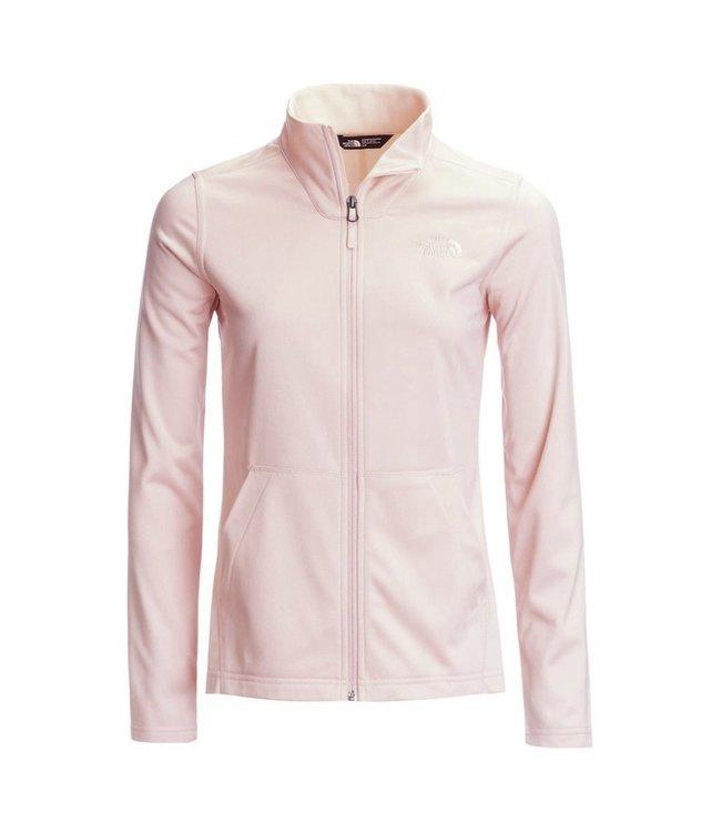 The North Face TNF Women's Tech Mezzaluna Full Zip Jacket