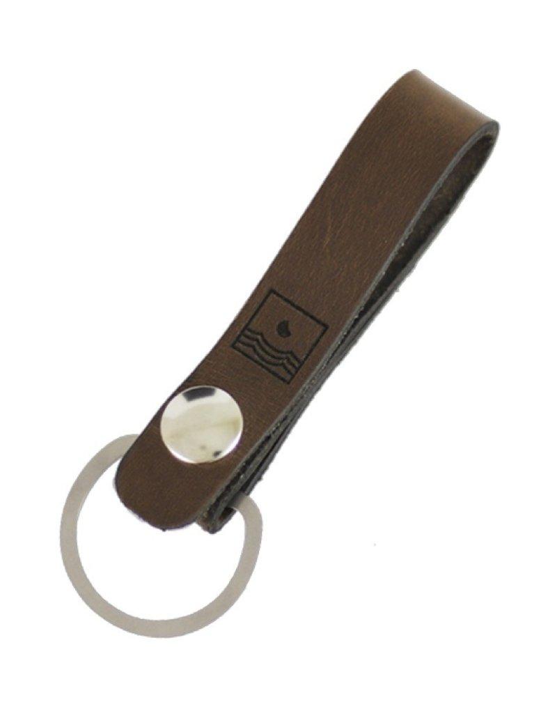 PocketMonkey PocketMonkey Crescent Key Leather