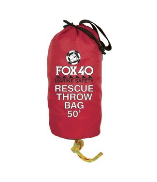 Fox 40 Marine 50' Rescue Throw Bag