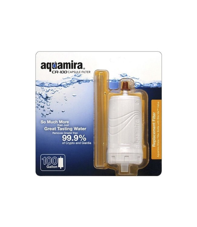 Gear Aid Aquamira CR-100 Capsule Filter