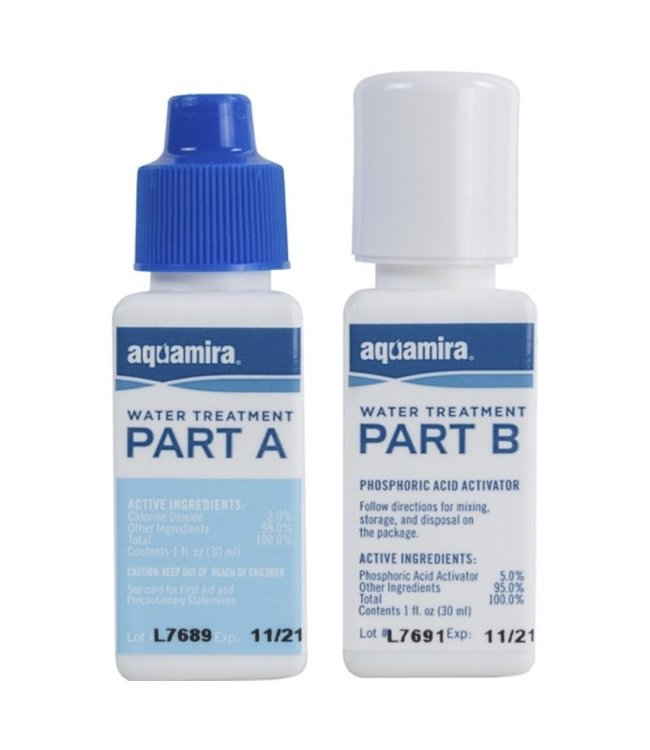 Gear Aid Aquamira Water Treatment Drops